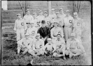 Cleveland Bluebirds 1901