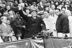 Washington Baseball Then And Now