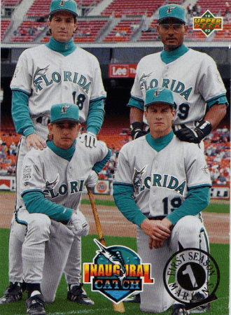 Florida Marlins 1990