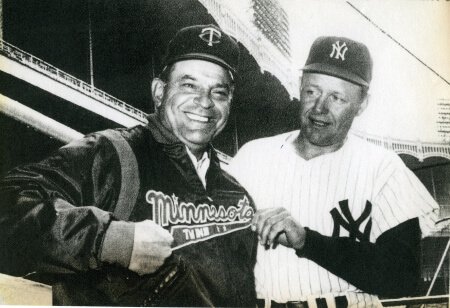 Lavagetto-first-Twins-game-1961