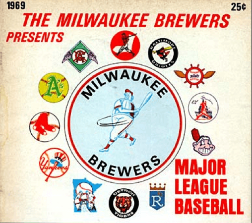 Milwaukee Brewers 1970