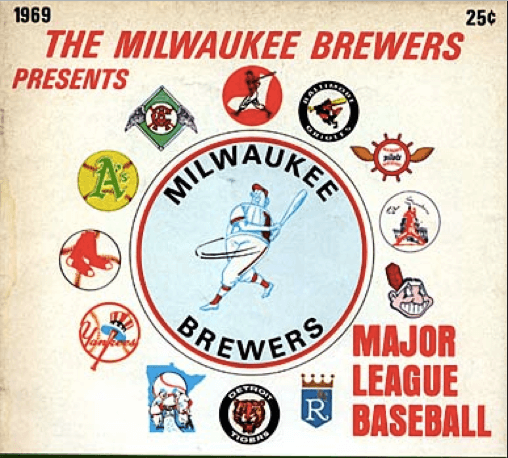 Milwaukee Brewers 1970