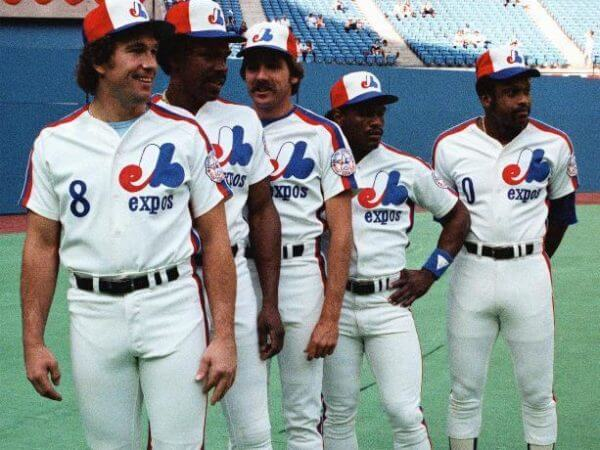 Montreal Expos Stars
