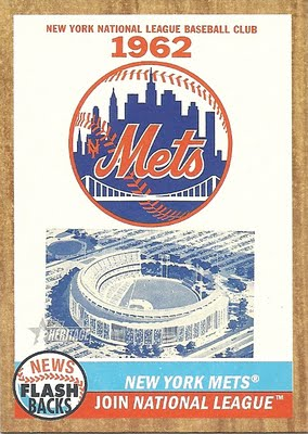 New York Mets 1962