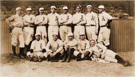 Philadelphia Athletics 1901