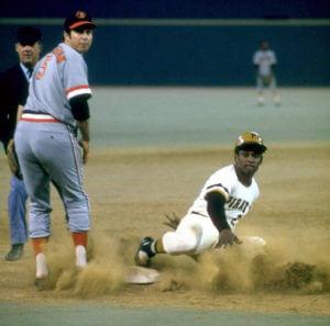 Roberto-Clemente World Series - 1971
