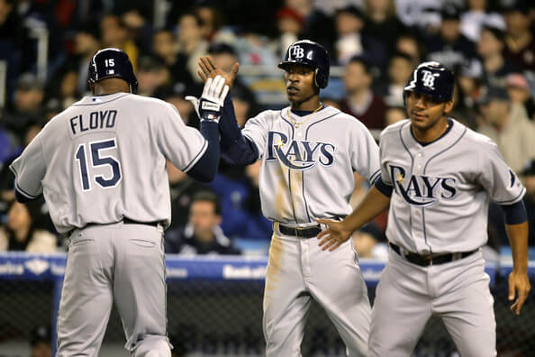 Tampa Bay Rays 2008