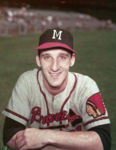 Warren Spahn - Milwaukee Braves
