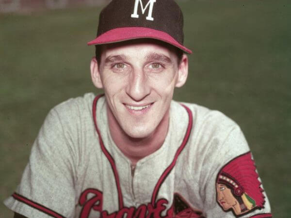 Warren Spahn - Milwaukee Braves