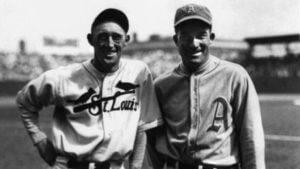 World Series - 1930 Cardinals vs Athletics