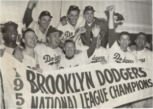 World Series - 1955 Brooklyn Dodgers