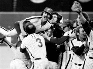 World Series - 1980 Philadelphia Phillies