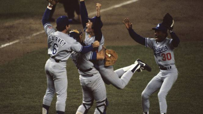 World Series - 1981 Dodgers