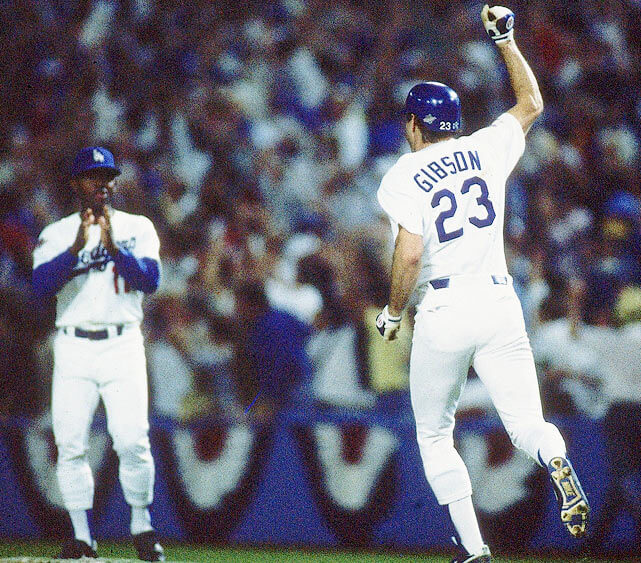 World Series - 1988 Kirk Gibson