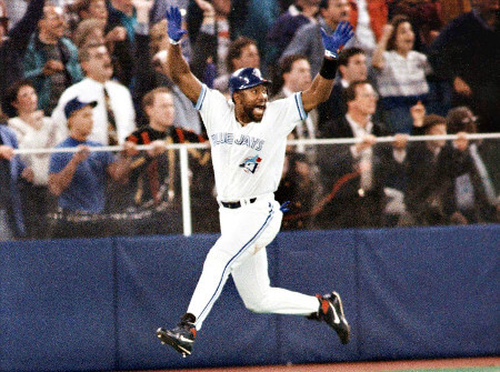 World Series - 1993 Carter Blue Jays