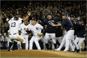 World Series 2009 New York Yankees