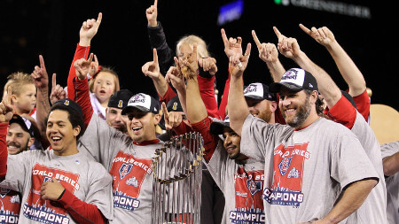 World Series - 2011 Cardinals