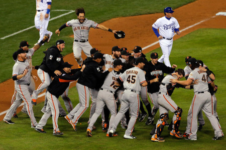 World Series - 2014 Giants