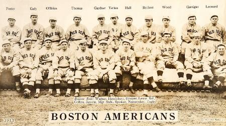 boston american 1901