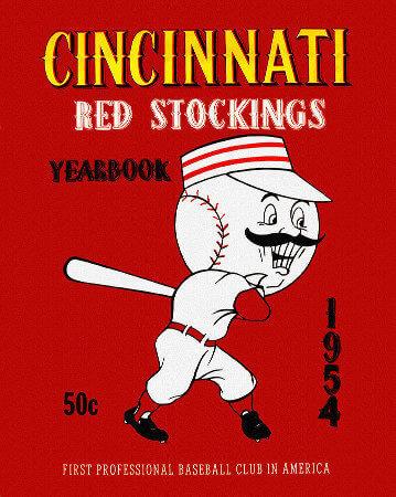 cincinnati-reds-1954-vintage-yearbook