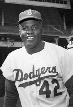 jackie Robinson 42 Brooklyn Dodgers