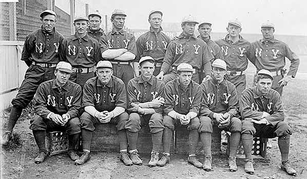 ny highlanders 1903