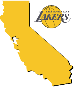 California and the Lakers - About Sports Team History