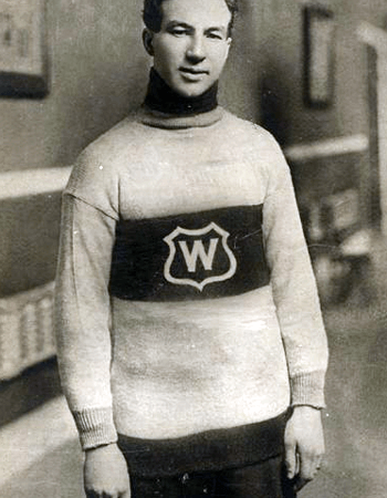 Art Ross - Montreal Wanderers 1910