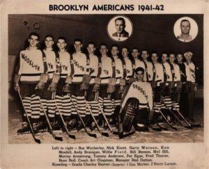 Brooklyn Americans 1942