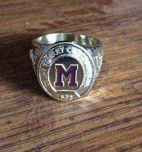 Maroons Stanley Cup Ring 1935