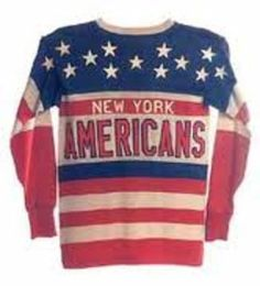 New York Americans Jersey 1941