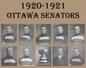Ottawa Senators Stanley Cup 1920