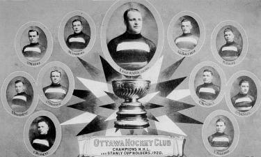 Ottawa Senators Stanley Cup 1921