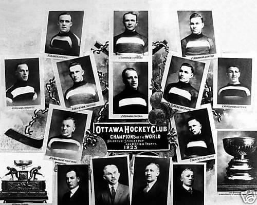 Ottawa Senators Stanley Cup 1923