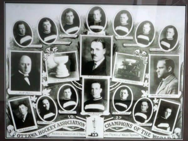 Ottawa Senators Stanley Cup 1927