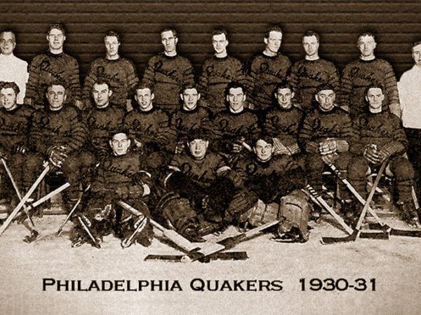 philadelphia quakers 1930 - 1931
