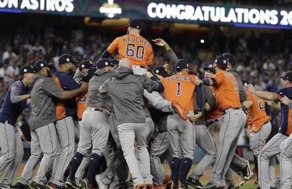 World Series 2017 - Houston Astros
