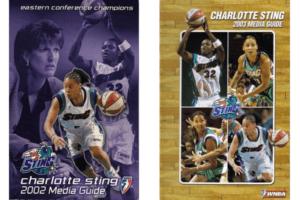 Charlotte Sting 2007