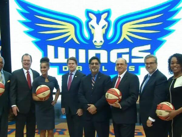 Dallas Wings Team Creation 2016