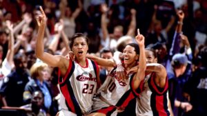 Houston Comets - Champs 1998