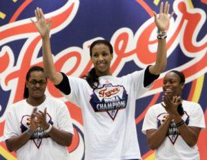 Indiana Fever Championship 2012