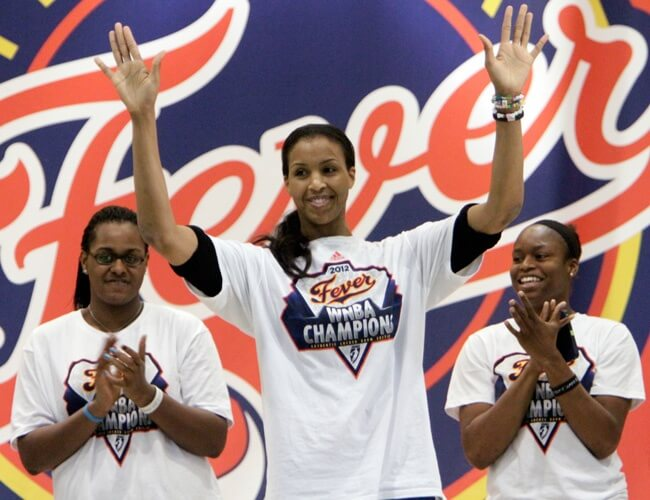 Indiana Fever Championship 2012