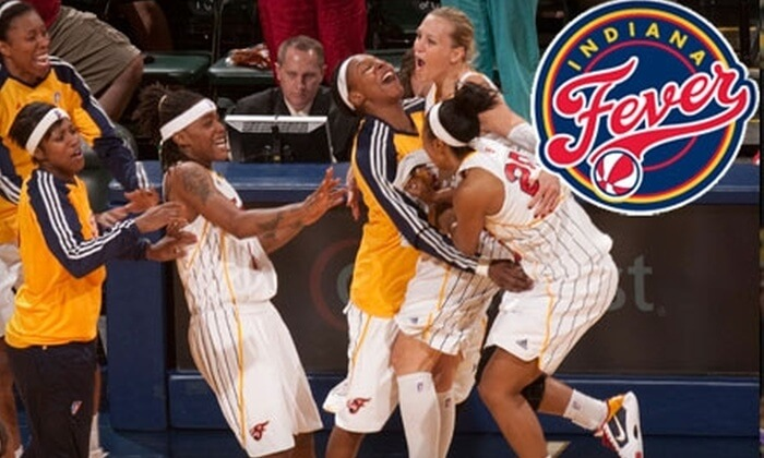 Indiana Fever Opening Season 2000