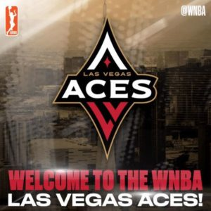 Las Vegas Aces Welcome