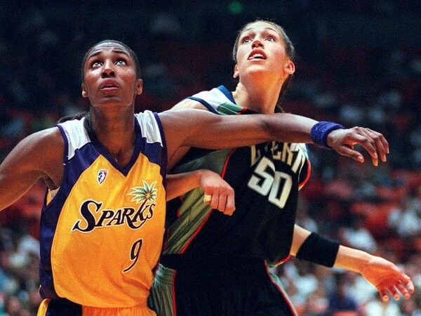 Los Angeles Sparks 1997