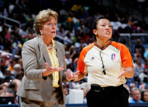 Marynell Meadors Atlanta Dream Coach