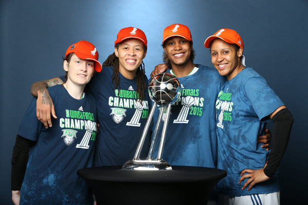 Indiana Fever v Minnesota Lynx- 2015 WNBA Finals- Game Five