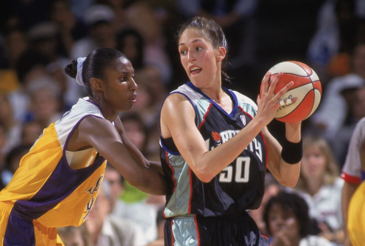 New York Liberty 1997