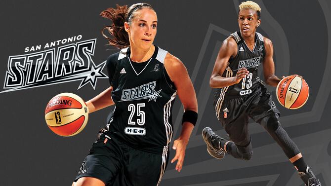 San Antonio Stars 2014