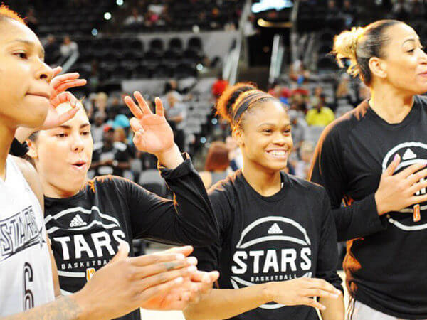 San Antonio Stars 2017